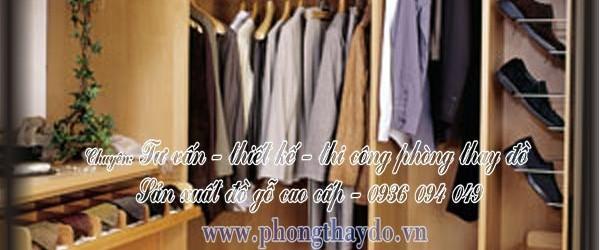 Tủ quần áo cho phòng thay đồ 102