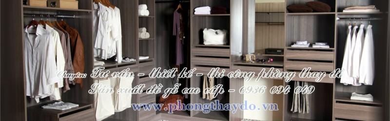 Tủ quần áo lớn có kết hợp bàn trang điểm