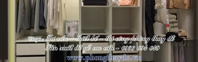 Tủ đa năng để quần áo trong phòng thay đồ